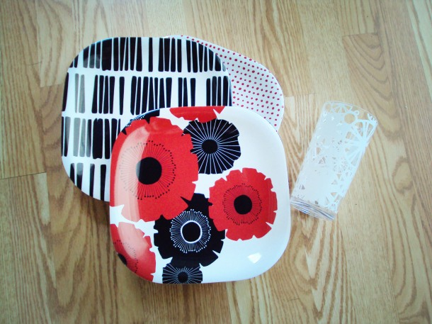 Cute summer dishes!