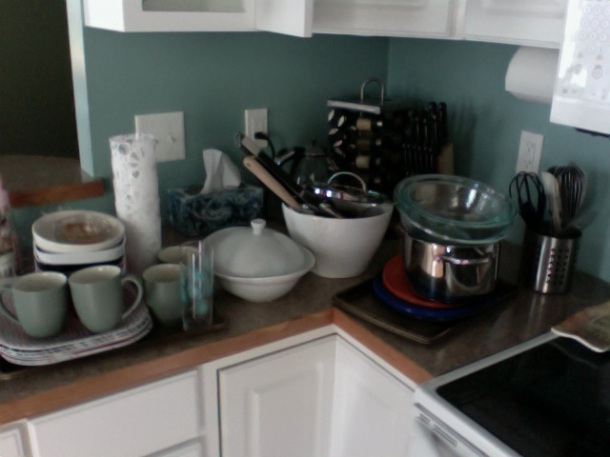 My mess :(